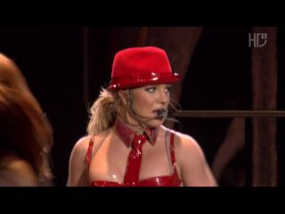 Britney Spears - Me Against The Music (Onyx Hotel Tour Live From Rock In Rio) HD